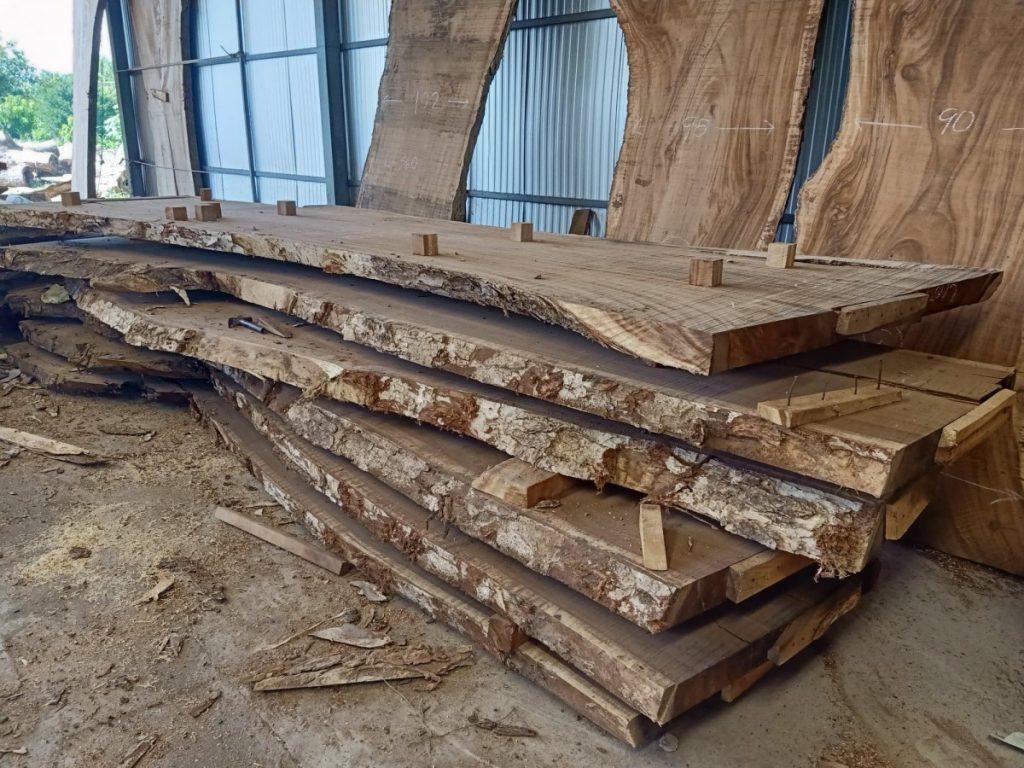 ไม้แผ่น wood slab 3